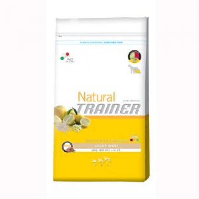 Natural Trainer Light Mini, alimento natural para perros