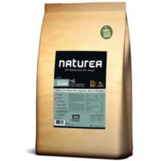 Naturea Light & Senior pienso Sin Cereales para perros