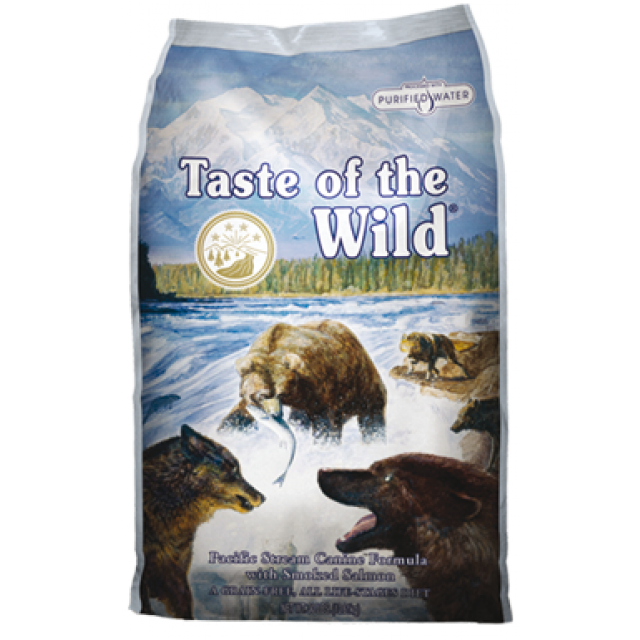 Taste of the Wild Pacific Stream, pienso natural para perros