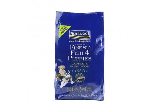Fish4dogs Puppy Complete pienso natural para perros