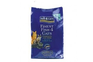 Finest Fish4Cat Complete pienso hipoalergenico para gatos