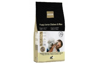 Enova Puppy Junior pollo y arroz  pienso natural para perros