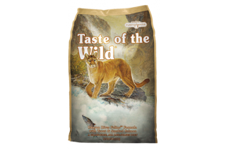 Taste of  the Wild Canyon River, pienso para gatos