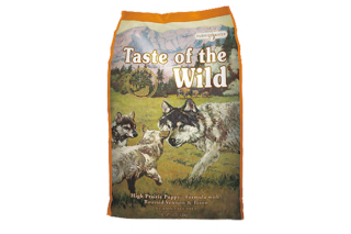 Taste of the Wild High Prairie Puppy, pienso para perros